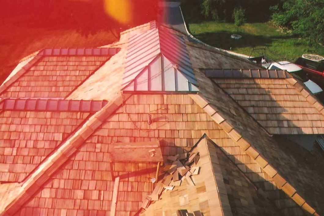 Don't Live Under a Faulty Roof